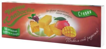 Конфеты желейные Умные сладости со вкусом манго-маракуйя 90 г