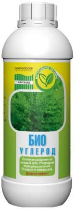Удобрение для аквариумных растений Aquabalance Био-углерод +альгицид 1000 мл