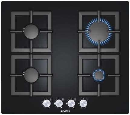 Встраиваемая варочная панель газовая Siemens EP616PB21E Black