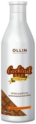 Шампунь Ollin Professional Шоколадный коктейль 500 мл