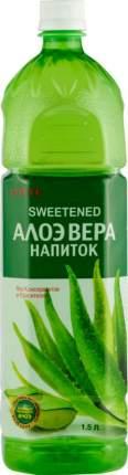 Напиток безалкогольный алоэ вера Lotte негазированный 1.5 л