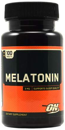 Добавка для сна Optimum Nutrition Melatonin 100 табл.