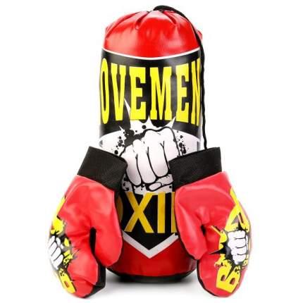 Набор для бокса Next (груша, перчатки) в сетке 32 см