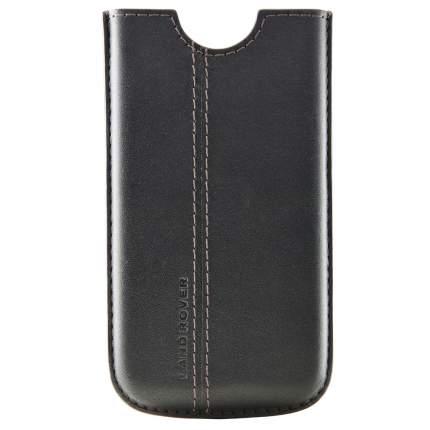 Кожаный чехол Land Rover Leather iPhone 4 LRSLGTRXIP4 Black