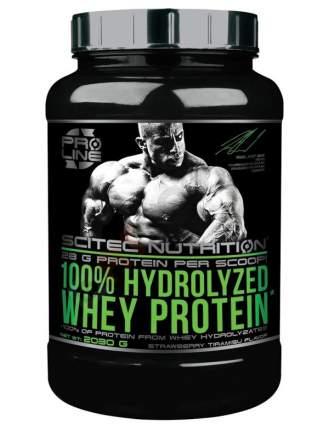 Протеин Scitec Nutrition Hydrolyzed Whey Protein 910 г Strawberry Tiramisu