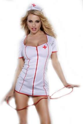 Костюм строгой медсестры Candy Girl S-M-L