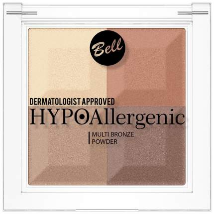 Пудра Bell HYPOAllergenic Multi Bronze Powder тон 3 29 г