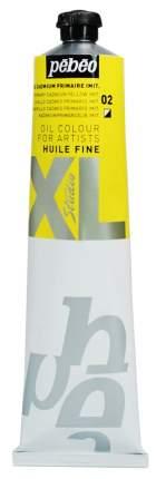 Масляная краска Pebeo XL кадмий желтый 200002 200 мл