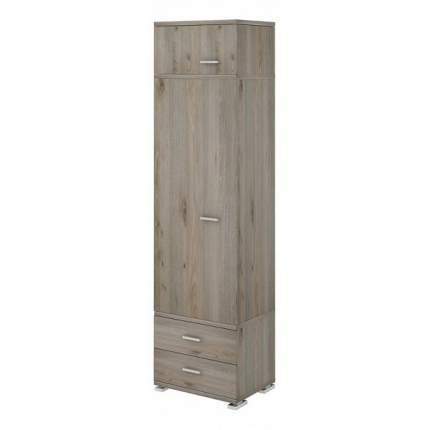 Платяной шкаф Мэрдэс Домино КС-15 MER_KS-15_N 55,3x57,1x213, нельсон
