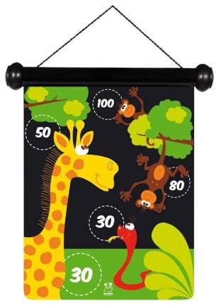 SCRATCH Спортивная игра дартс SCRATCH Зоопарк