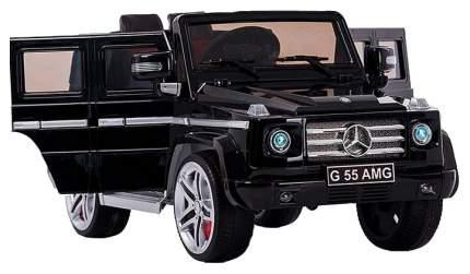 Электромобиль Гелендваген Merсedes G55 цвет черный DMD DMD-178A