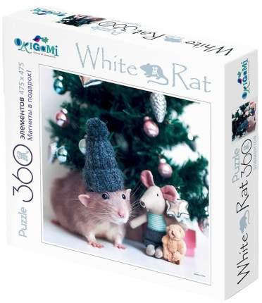 Пазл 360эл White Rat Лучший подарок + 4 магнита