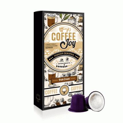 Кофе в капсулах Coffee Joy irish creme