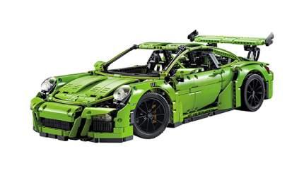Сборная модель Porsche 911 GT3 RS, 2728 деталей, 1:8 Decool