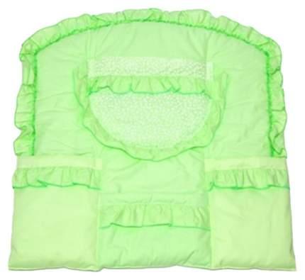 "Карман на кроватку Bombus ""Светик"" (цвет: зеленый)"