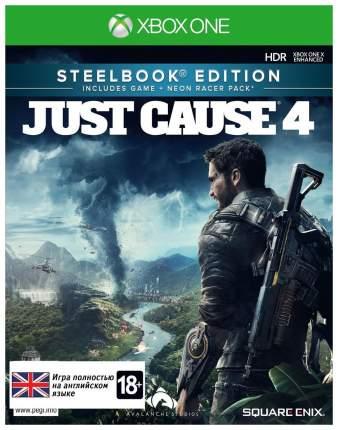 Игра Just Cause 4. Steelbook Edition для Xbox One