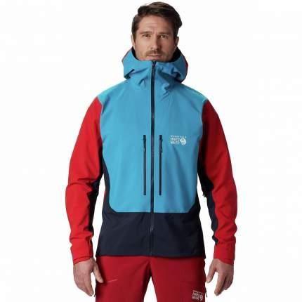 Куртка мужская Mountain Hardwear Exposure/2 Gore-Tex Pro M, traverse, L INT