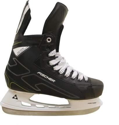 Коньки хоккейные Fischer FX5 SR черные, 42