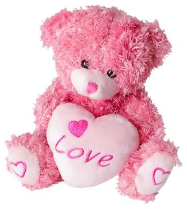Мягкая игрушка Sima-Land Мишка с сердечком 3924965