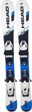 Горные лыжи Head Supershape Team R SLR 2 + SLR 4.5 AC 2017, black/yellow, 87 см