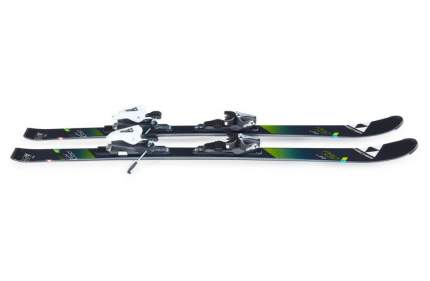 Горные лыжи Fischer Pro MT Jr SLR 2 + FJ4 AC SLR 2019, black/green, 100 см