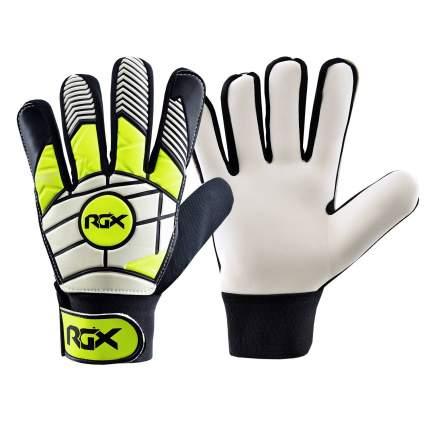 Вратарские перчатки RGX GFB05, yellow/black, M