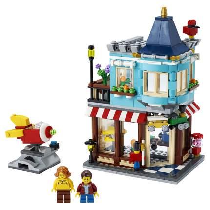 Конструктор LEGO Creator 31105 Городской магазин игрушек