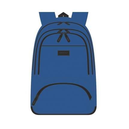 Рюкзак мужской Grizzly RU-035-1 джинсовый