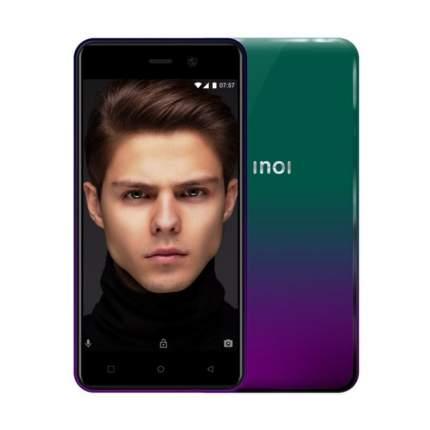Смартфон INOI 2 Lite 2019 Purple Green