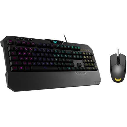 Комплект клавиатура и мышь ASUS CB01 TUF GAMING COMBO /RU