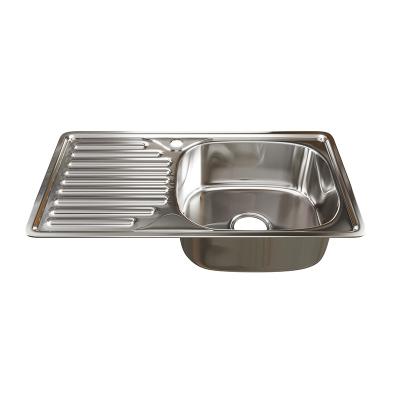 Мойка для кухни из нержавеющей стали MIXLINE 535615
