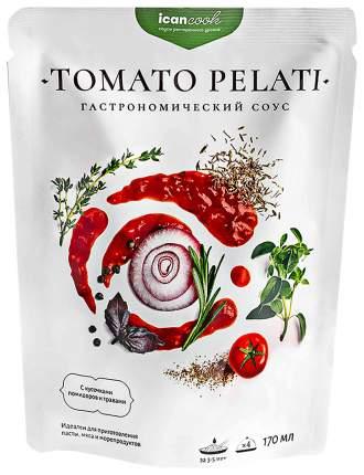 Соус icancook Tomato pelati гастрономический 170 мл