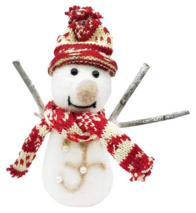 Фигура новогодняя Новогодняя Сказка Снеговик 973169