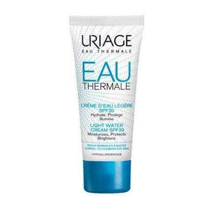 Крем для лица Uriage Eau thermale SPF 20, 40 мл
