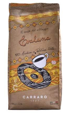 Кофе в зернах Carraro Evaluna 1000 г