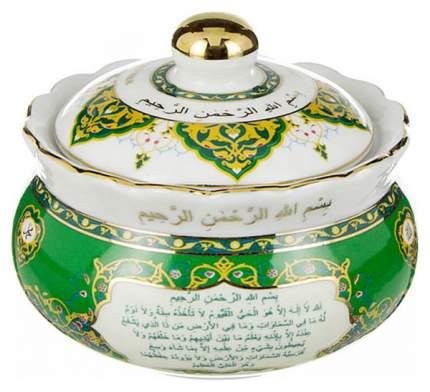 Сахарница Lefard 55-2946 Белый, зеленый, желтый