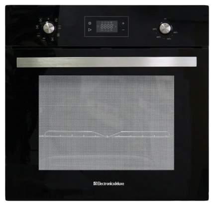 Встраиваемый электрический духовой шкаф Electronicsdeluxe 6009.03ЭШВ-023 Black