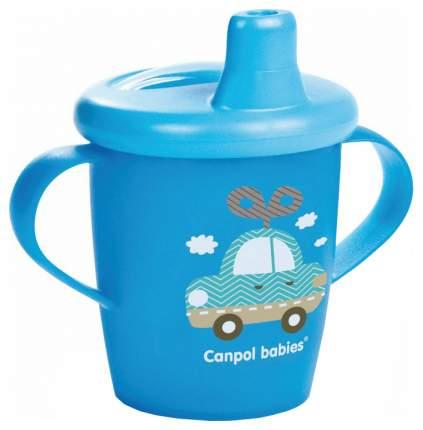 Чашка-непроливайка Canpol Babies Toys, 250 мл, 31/200 Голубой