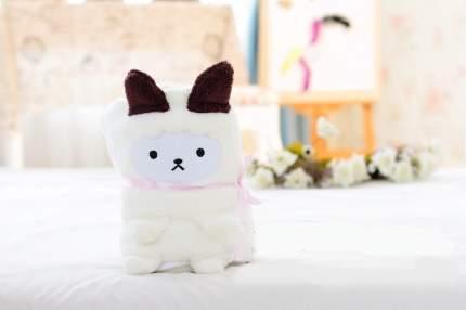 Плед-игрушка Овечка Белая 100х80 см