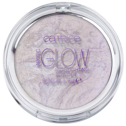 Хайлайтер Catrice Arctic Glow Highlighting Powder 010 Jupiter's Glow 8 гр