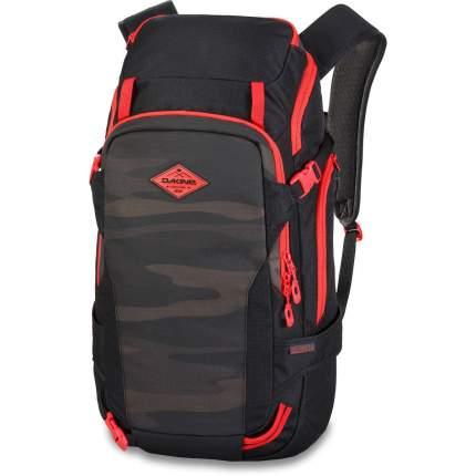 Рюкзак для лыж и сноуборда Dakine Team Heli Pro, sammy carlson, 24 л