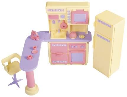 Кухня Огонек Маленькая принцесса, лимонная