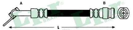 Шланг тормозной системы Lpr 6T48183 передний левый