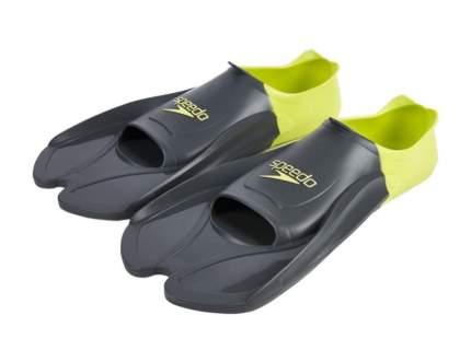 Ласты для плавания Speedo Biofuse Training Fin, 8-9 лет, размер 42-43, зеленые (B076)