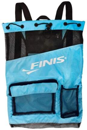Рюкзак Finis Ultra Mesh Backpack, 45 л, 124 aqua blue/black