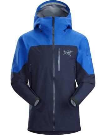Спортивная куртка мужская Arcteryx Sabre LT, blue northern, L
