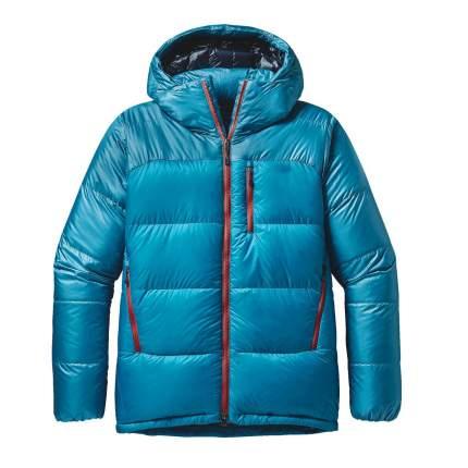 Спортивная куртка мужская Patagonia Fitz Roy Down Parka, balkan blue, L