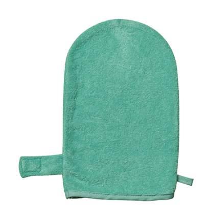 Мочалка-рукавичка LUBBY с липучкой