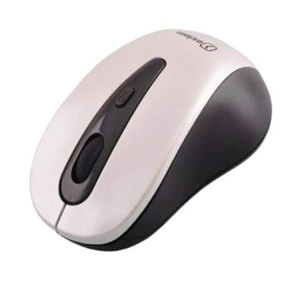 Беспроводная мышка Oxion OMSW015WH White/Black
