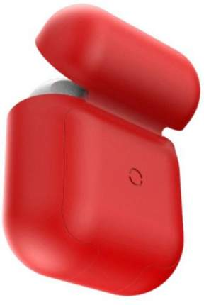 Чехол c беспроводной зарядкой Baseus Wireless Charger для AirPods (Red)